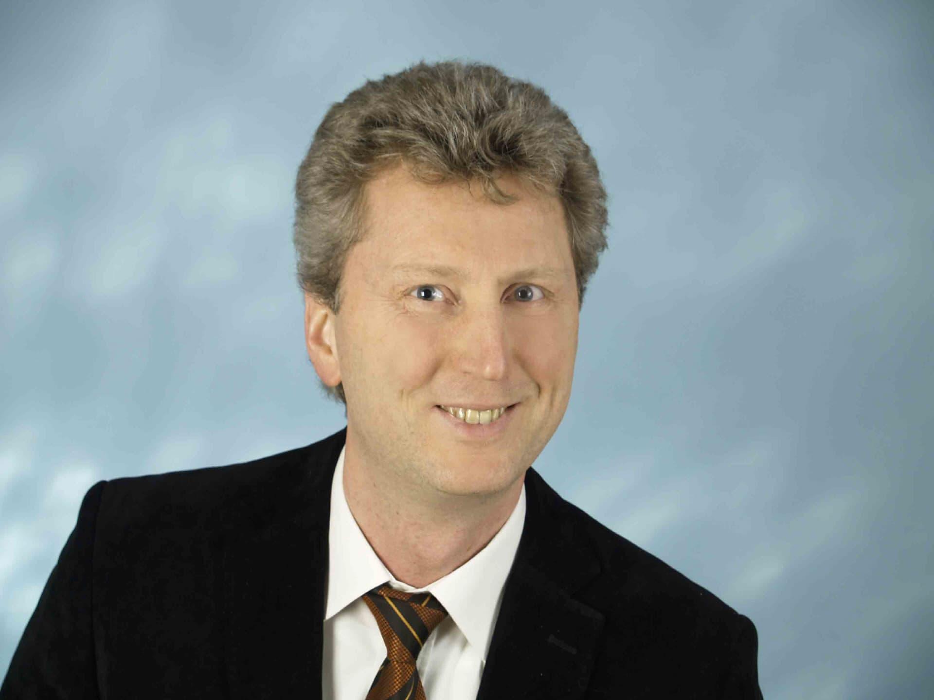 Wolfram Sender - Geschäftsführer