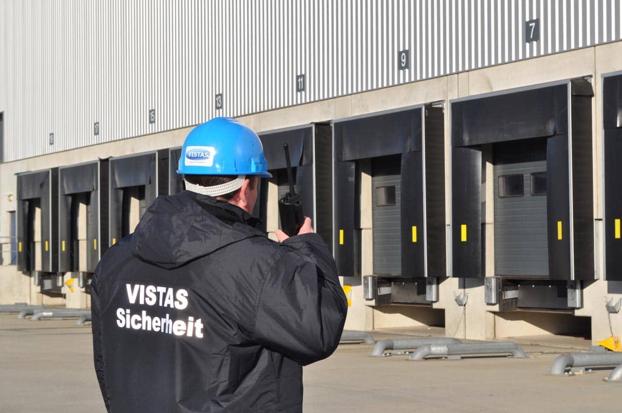 Vistas Sicherheit Objekt- und Werkschutz